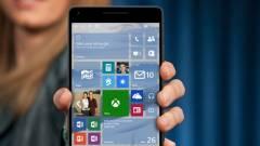 Pórul járt, aki felrakta a Windows 10 Mobile új buildjét kép
