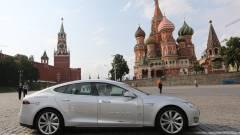 Hamarosan minden orosz benzinkút tölti az elektromos autókat kép