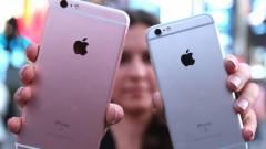 Így törik az iPhone 6S, ha a földhöz vered kép