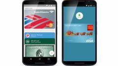 Ma indul hódító útjára az Android Pay kép