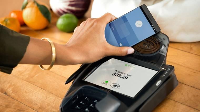 Ezért nincs Android Pay a rootolt mobilokon kép