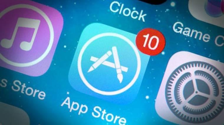 4000 app fertőzött az Apple alkalmazásboltjában kép
