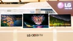 LG: a HDR OLED a jövő, persze 4K-ban kép