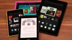 50 dolláros tablettel készül az Amazon kép