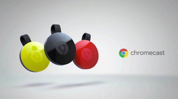 Ilyen lett a Google Chromecast 2.0 kép