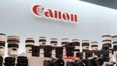 250 megapixeles szenzort épített a Canon kép