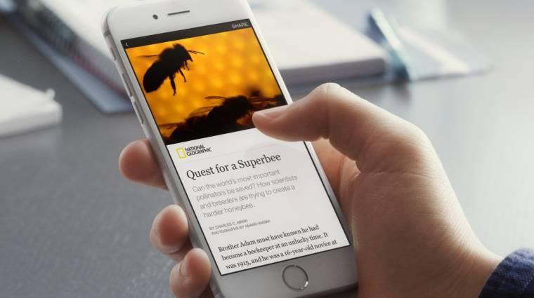 A Facebookra költözik a The Washington Post kép