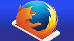 Itt az iOS-es Firefox kép