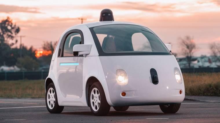 Növeli az önvezető autóinak számát a Google kép