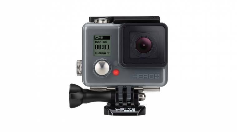 Itt az olcsó GoPro akciókamera kép