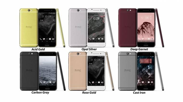 Az ujjlenyomat-olvasó mentheti meg a HTC One M9-et? kép