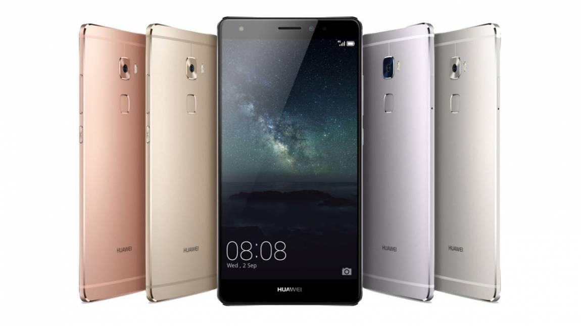 TESZT: Huawei Mate S - Luxus Kínából kép