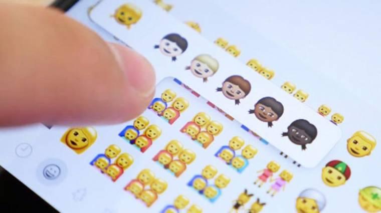 Emotikonok miatt vizsgálják az oroszok Apple-t kép