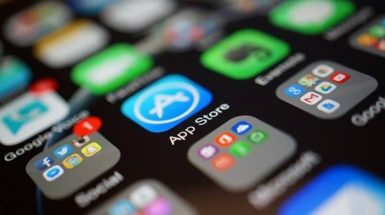 Kártékony appokat találtak az Apple App Store-ban kép