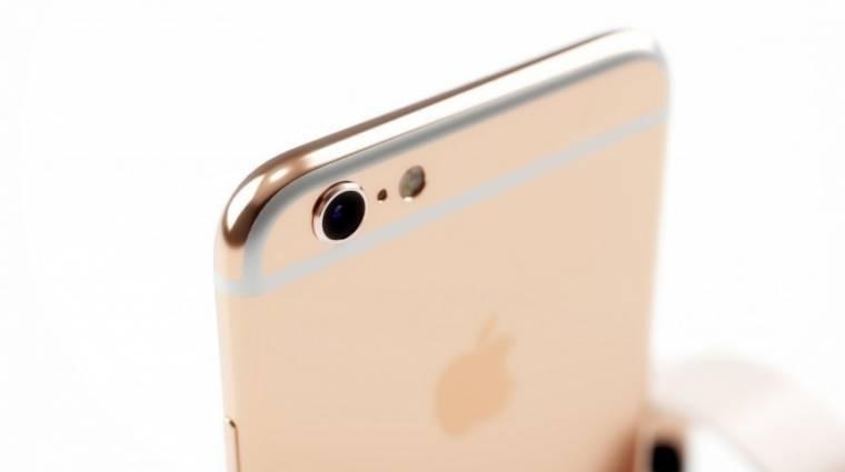 Már az is megvan, hogy milyen vékony lesz az iPhone 7 kép