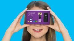 A Microsoftnak is van olcsó VR kitje kép