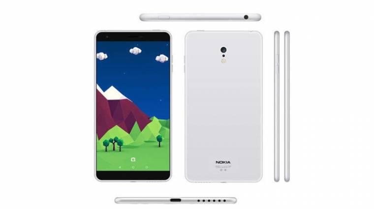 Kémfotókon az androidos Nokia C1! kép