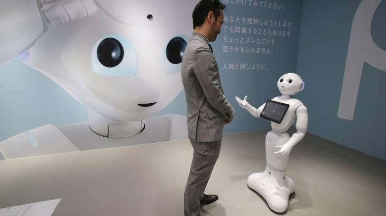 Nem szexelhetsz a robotoddal kép
