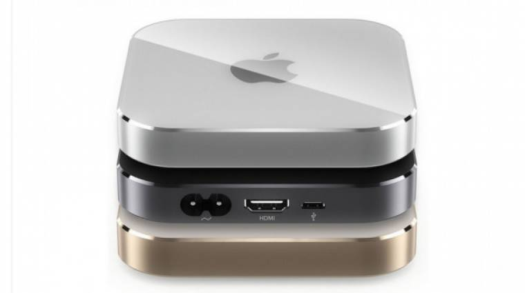 Gamer konzol lehet az új Apple TV kép