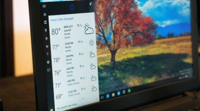Windows 10: szeptember végén 100 millió kép