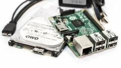 1 terás WD merevlemez a Raspberry Pi-hoz kép