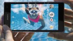 Sony: annyira azért nem vízállóak a mobiljaink kép