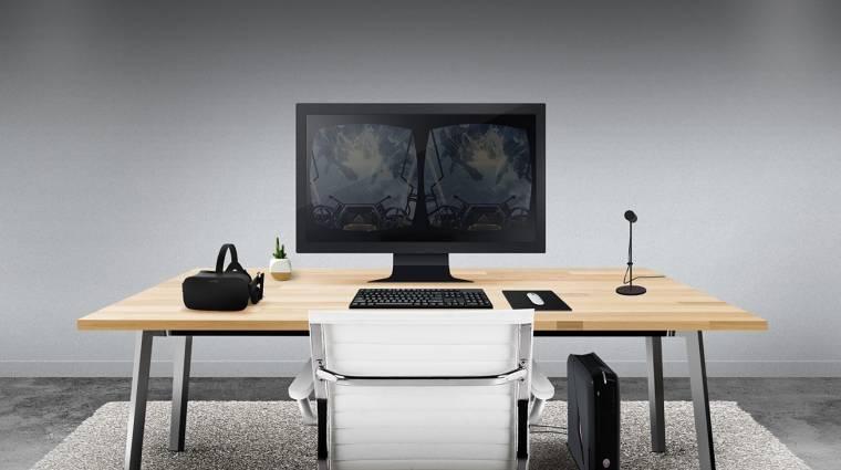 Oculus-képes PC-kkel nyomul az AMD kép
