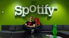 A Spotify tényleg csökkenti a warezolást kép