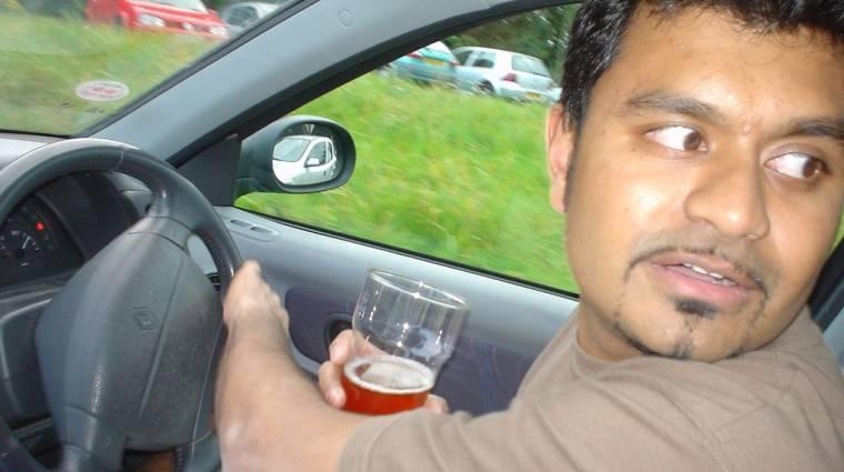 Ingyen fuvarral az ittas vezetés ellen kép
