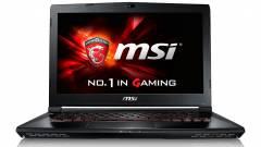 Nem csalódsz majd az MSI új gamer laptopjában kép