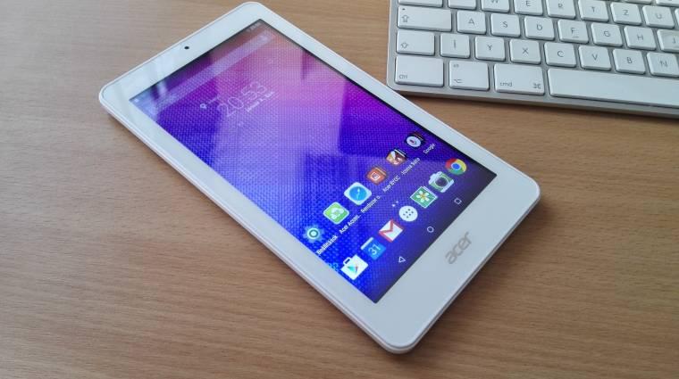 Acer Iconia One 7 - Hozza a kötelezőt kép