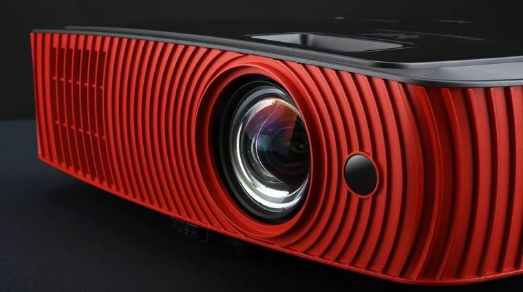 Gamereknek szánt projektor az Acer Predator szériában kép
