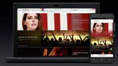 Így néz ki androidon az Apple Music kép