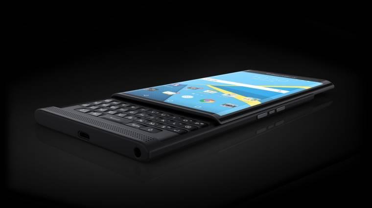 A BlackBerry is kivonulhat a piacról kép