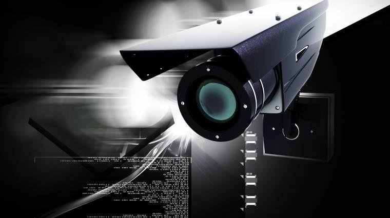 Veszélyes fegyver lehet a biztonsági kamerákból kép