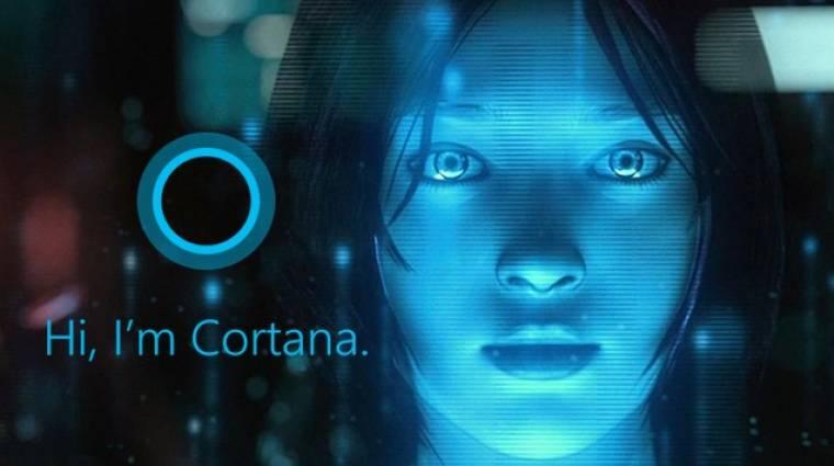 Xbox One-on is előcsalogatható Cortana kép