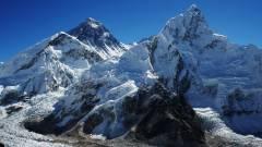 Ilyen a Mount Everest 3,2 milliárd pixelben kép