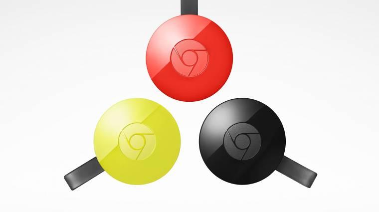 Ennyivel gyorsabb az új Chromecast kép