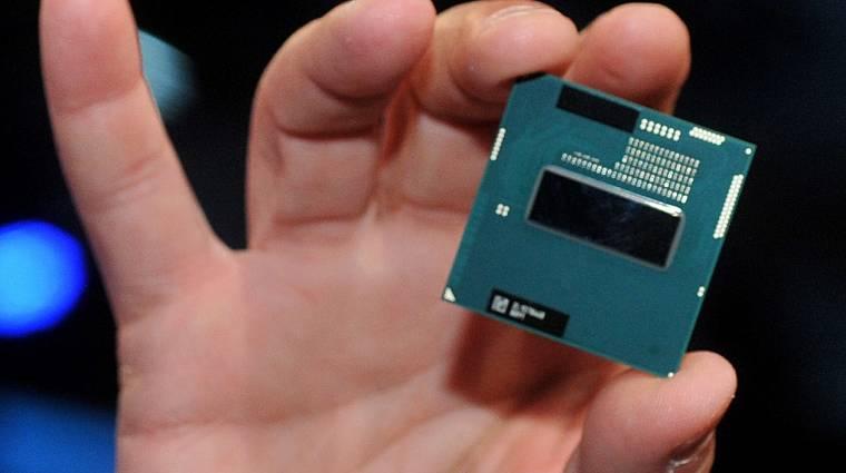 Öt dolog, amit tudnod kell az új Intel CPU-ról kép
