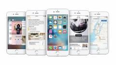 Pezsgővel érkezett az iOS 9.1 kép