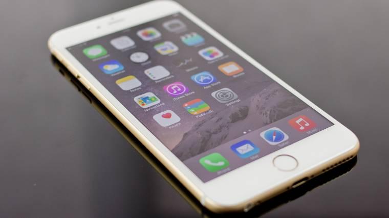 Apple: lehetetlen hozzáférni a zárolt iPhone-ok adataihoz kép
