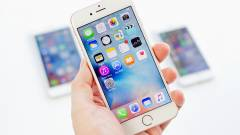 Óriási hibákra panaszkodnak az iPhone 6S tulajdonosai kép