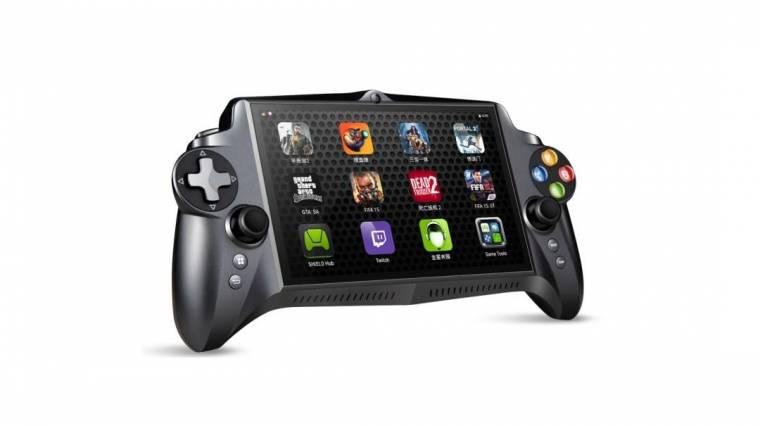 Kézikonzol lett a JXD gamer táblagépe kép