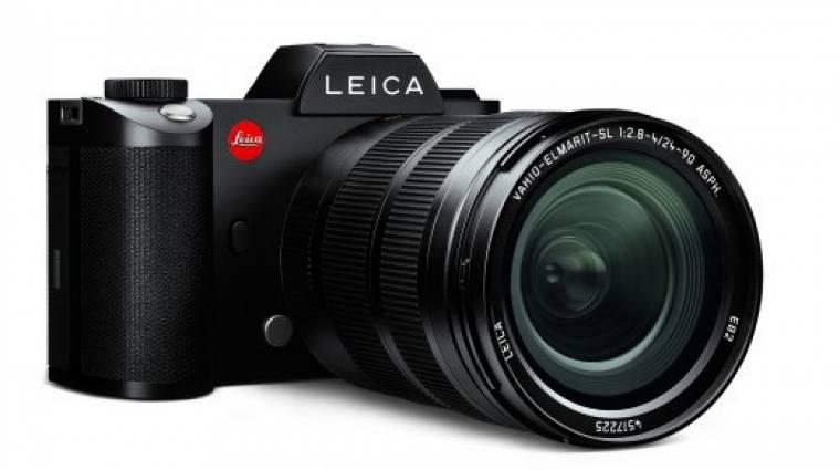 Végre a Leica is beszállt a 4K-s világba kép