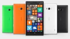 Lumiások: decembertől jöhet a Windows 10 Mobile kép