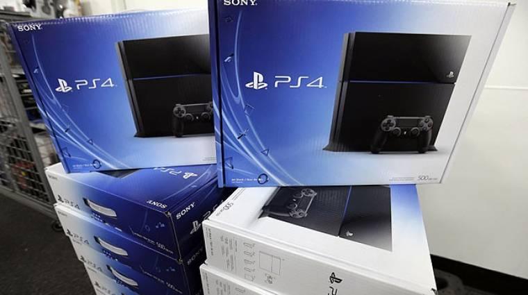 A PlayStation 4 megint legyőzte az Xbox One-t kép