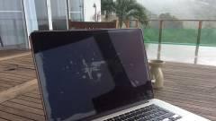 Ronda lett a MacBookod kijelzője? Javítják kép