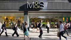 Egymást kukkolhatták a Marks and Spencer vásárlói kép