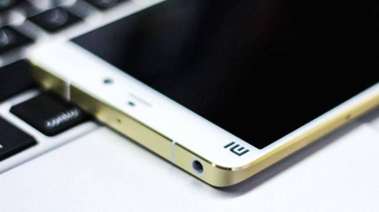 A Xiaomi Mi5 is nyomásérzékeny kijelzőt kaphat kép