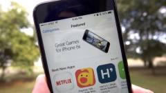 Vigyázz, hamarosan plusz hely lesz az iPhone-odon kép